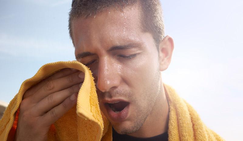 Introducción al ejercicio a alta temperatura